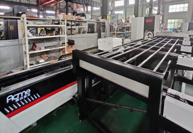 Automatic Tube Loading System